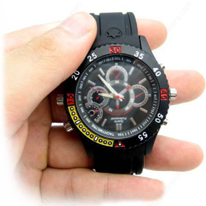 spy latest watch camera